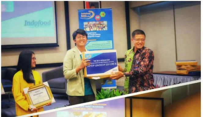 Mahasiswa Program Studi Gizi Kesehatan FK-KMK Kembali Berprestasi di Tingkat Nasional