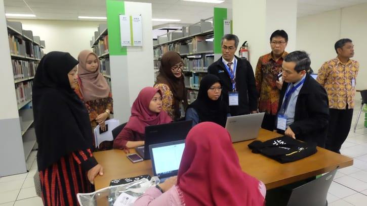 Asesor AUN-QA dari Filipina dan Vietnam Telah Mem-Visitasi Program Studi Gizi Kesehatan (PSGK) FK-KMK