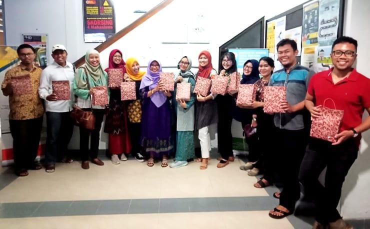 Temu Kangen Alumni Program Studi Gizi Kesehatan