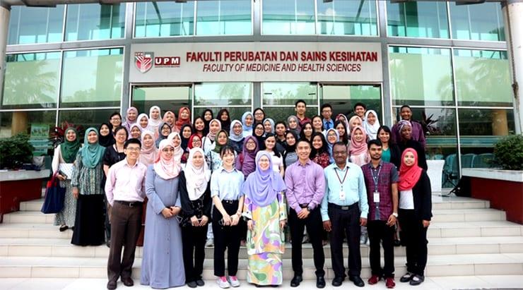 Jajak Kerjasama Pembentukan Himpunan Mahasiswa Gizi di Wilayah Asia Tenggara