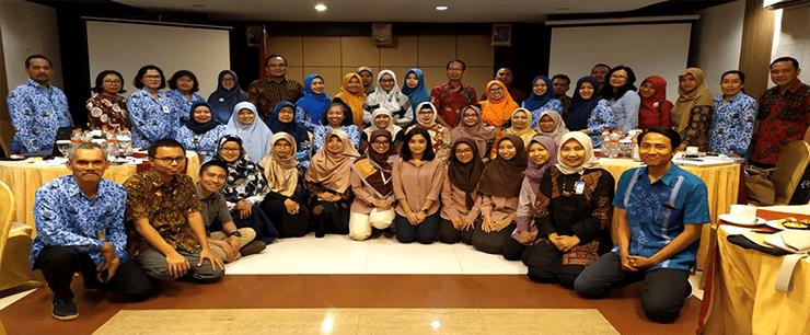 Penyegaran dan Pelatihan Instruktur Klinik dan Pembimbing Lapangan Program Profesi Dietisien UGM