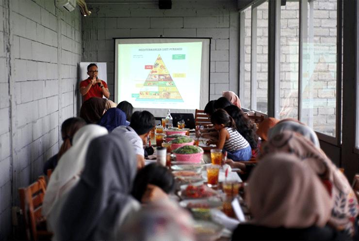 Belajar Diet Sehat Ala Mediterranean