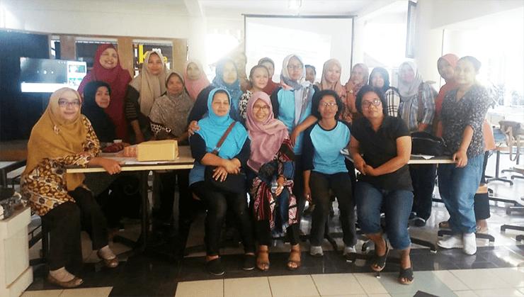 Pelatihan Penyediaan Makanan Sehat di Kantin FK-KMK UGM